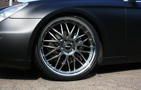 STRADA HB Inox 20 Zoll 20 Alufelgen Felgen BMW Z4 Z89 Cabrio Roadster