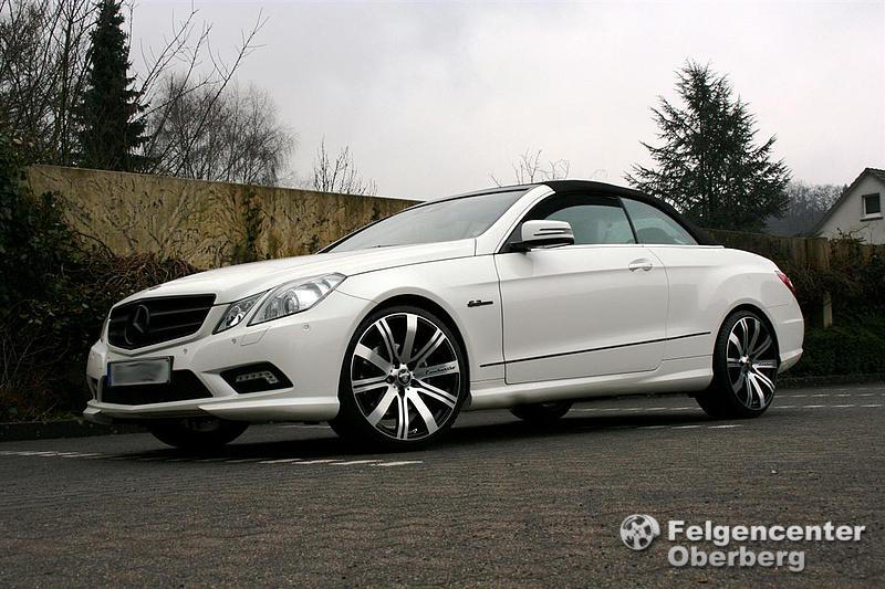 alufelgen news mercedes e klasse w212 cabrio. Black Bedroom Furniture Sets. Home Design Ideas