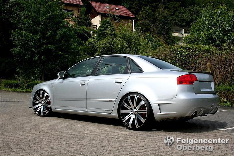 Lombartho LXB 8,5x 19 Zoll Alufelgen Felgen VW Passat 3BG 3Bs 3C CC R
