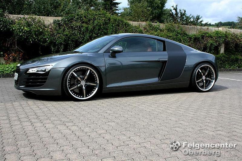 Alufelgen News Audi R8 Mit Mae Majestic